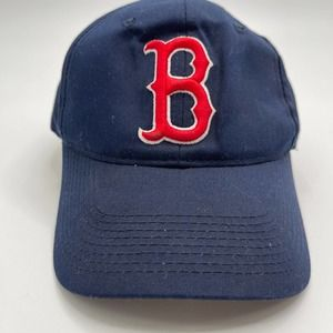 Boston Red Sox embroidered baseball hat